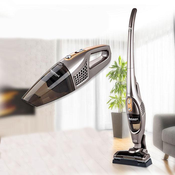 جارو شارژی دلمونتی مدل DL550 | Delmonti Dl550 Vacuum cleaner